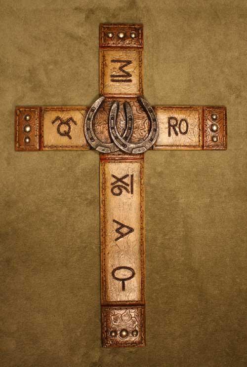 Horseshoe Cross-
